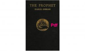 The Prophet Khalil Gibran Pdf Download & Review